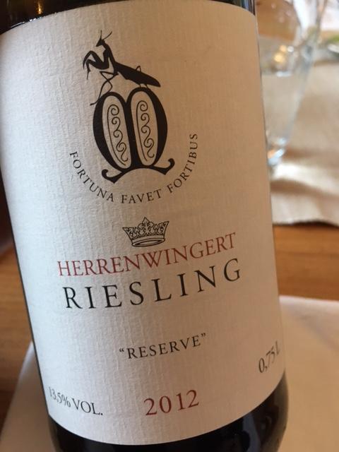 RieslingHerrenwingert