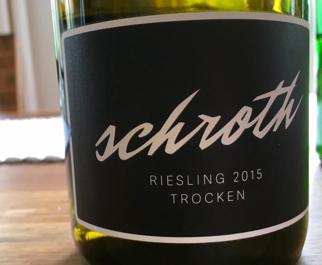 2015RieslingTrocken_Schroth