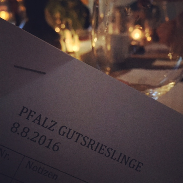 PfalzGutsrieslinsprobe
