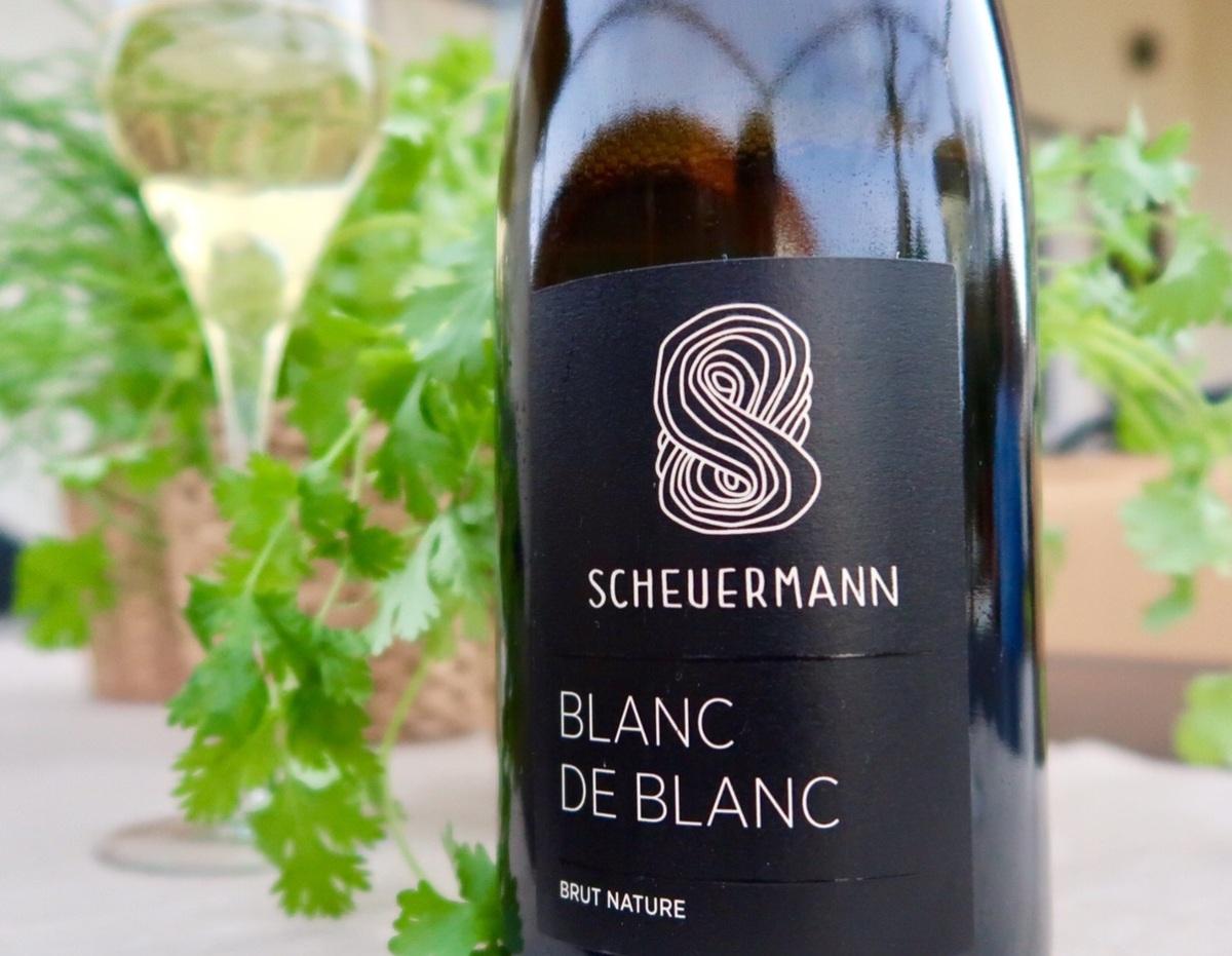Blanc de Blanc Brut Nature, Scheuermann