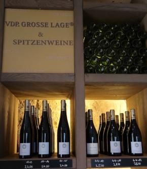 Grosse Gewächse im Weinhaus Messmer